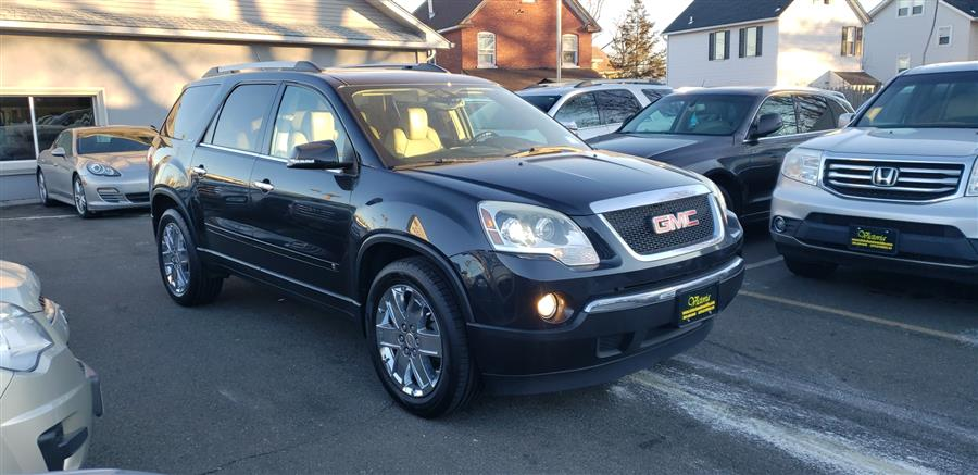 Used GMC Acadia FWD 4dr SLT2 2010 | Victoria Preowned Autos Inc. Little Ferry, New Jersey