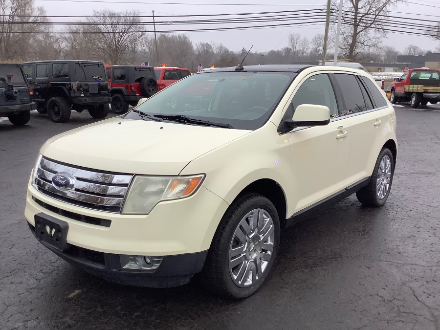 Used Ford Edge 4dr Limited AWD 2008 | Marsh Auto Sales LLC. Ortonville, Michigan