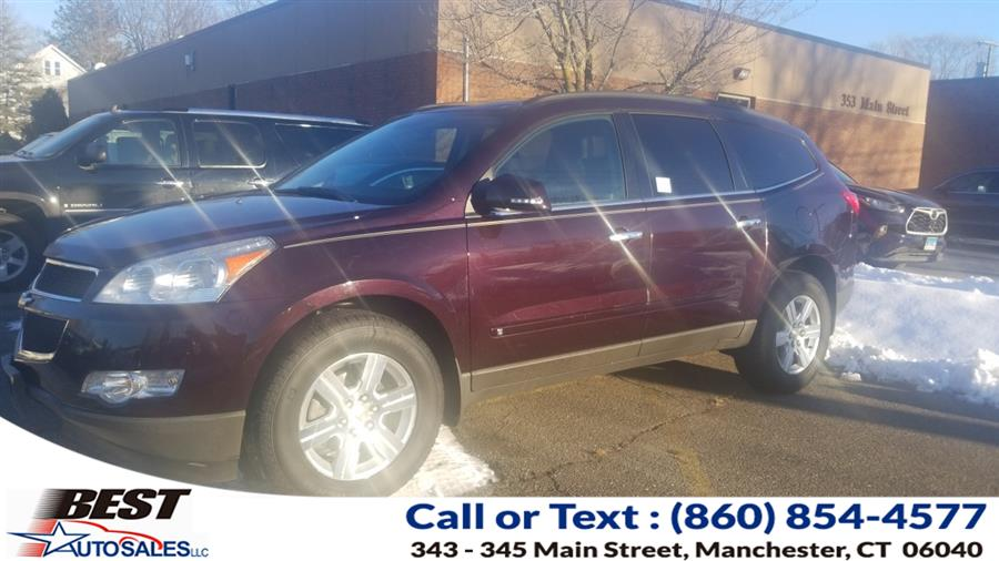 Used 2010 Chevrolet Traverse in Manchester, Connecticut | Best Auto Sales LLC. Manchester, Connecticut