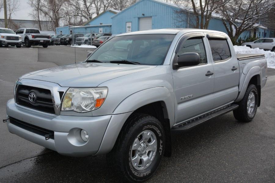 Used Toyota Tacoma 4WD Double 128 V6 AT 2007 | New Beginning Auto Service Inc . Ashland , Massachusetts