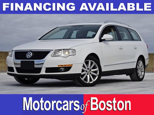 Used 2010 Volkswagen Passat Wagon in Newton, Massachusetts | Motorcars of Boston. Newton, Massachusetts
