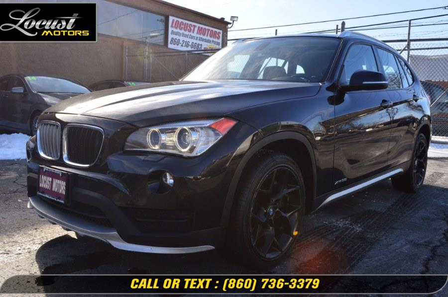 Used 2015 BMW X1 in Hartford, Connecticut | Locust Motors LLC. Hartford, Connecticut