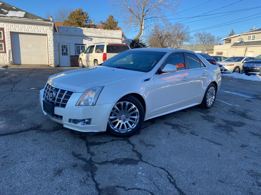 Used 2012 Cadillac CTS Sedan in Springfield, Massachusetts | Absolute Motors Inc. Springfield, Massachusetts