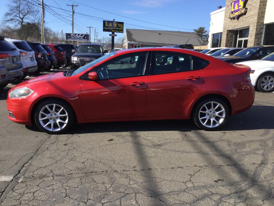 Used Dodge Dart 4dr Sdn SXT 2013 | L&S Automotive LLC. Plantsville, Connecticut