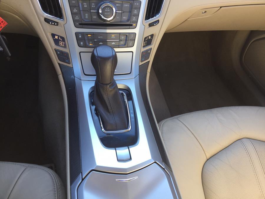 Used Cadillac CTS Sedan 4dr Sdn 3.6L Performance AWD 2010 | L&S Automotive LLC. Plantsville, Connecticut