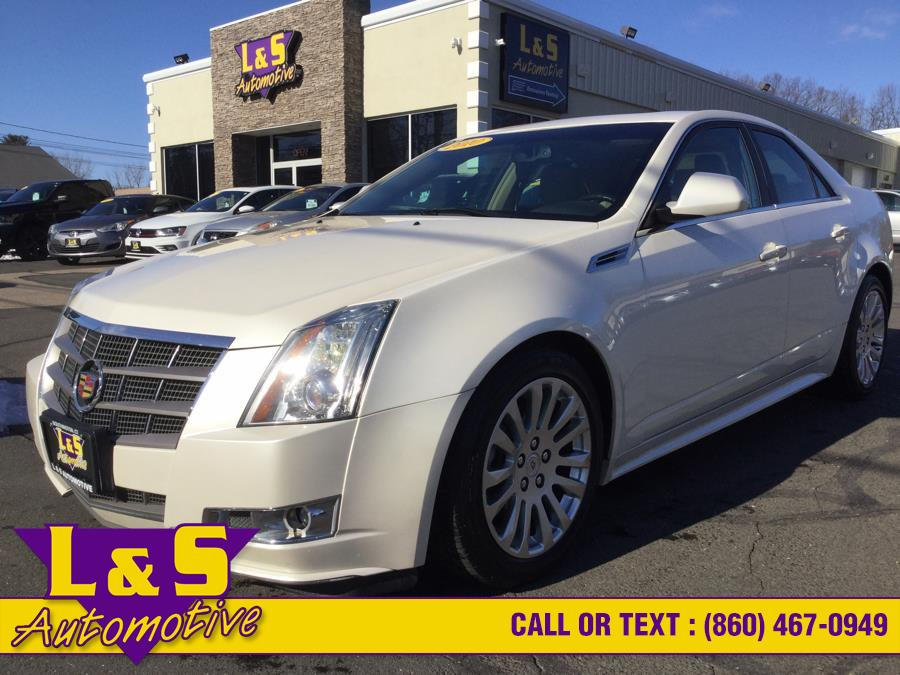 Used 2010 Cadillac CTS Sedan in Plantsville, Connecticut | L&S Automotive LLC. Plantsville, Connecticut