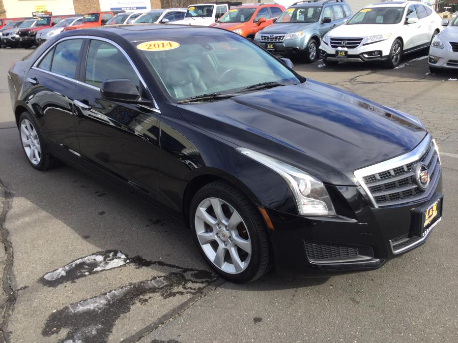 Used Cadillac ATS 4dr Sdn 2.0L Standard AWD 2014 | L&S Automotive LLC. Plantsville, Connecticut