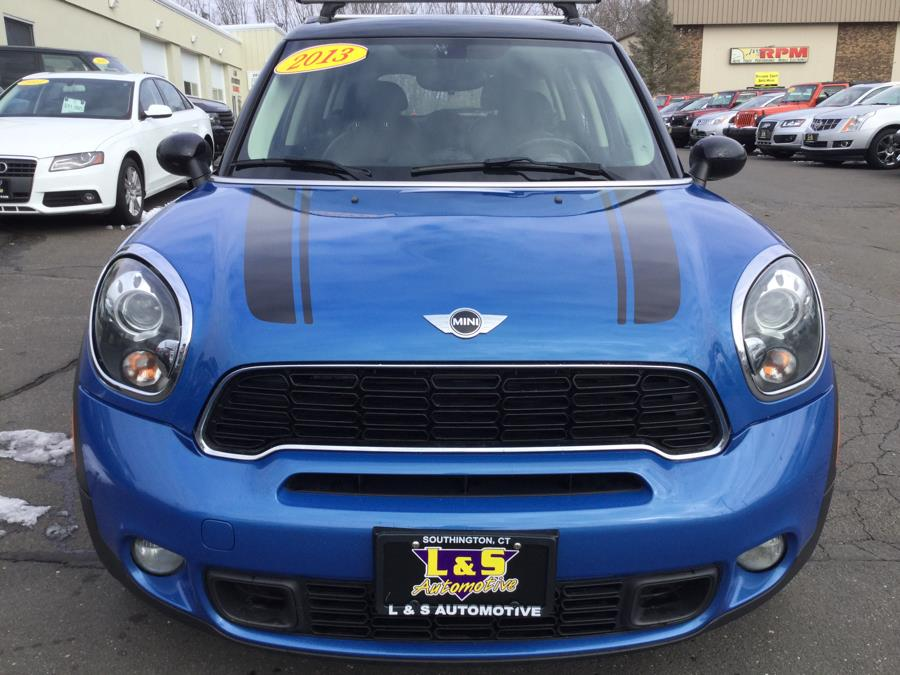 Used MINI Cooper Countryman AWD 4dr S ALL4 2013 | L&S Automotive LLC. Plantsville, Connecticut