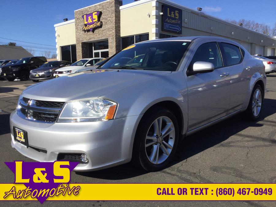 Used 2011 Dodge Avenger in Plantsville, Connecticut | L&S Automotive LLC. Plantsville, Connecticut