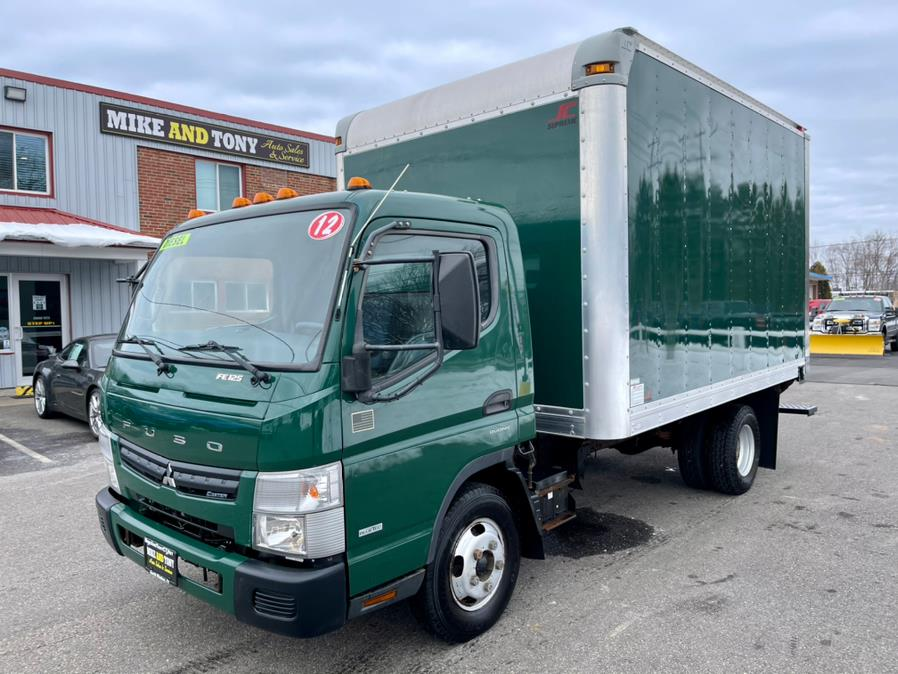 """Used Mitsubishi Fuso 111.2"""" WB RWD 2012 