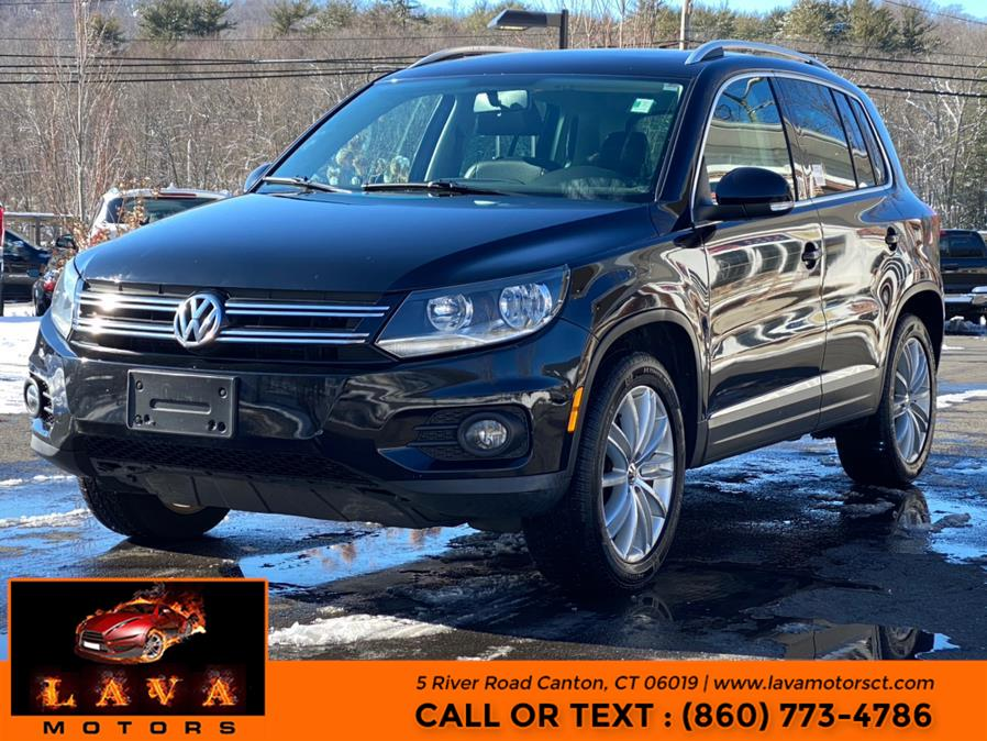 Used 2013 Volkswagen Tiguan in Canton, Connecticut | Lava Motors. Canton, Connecticut