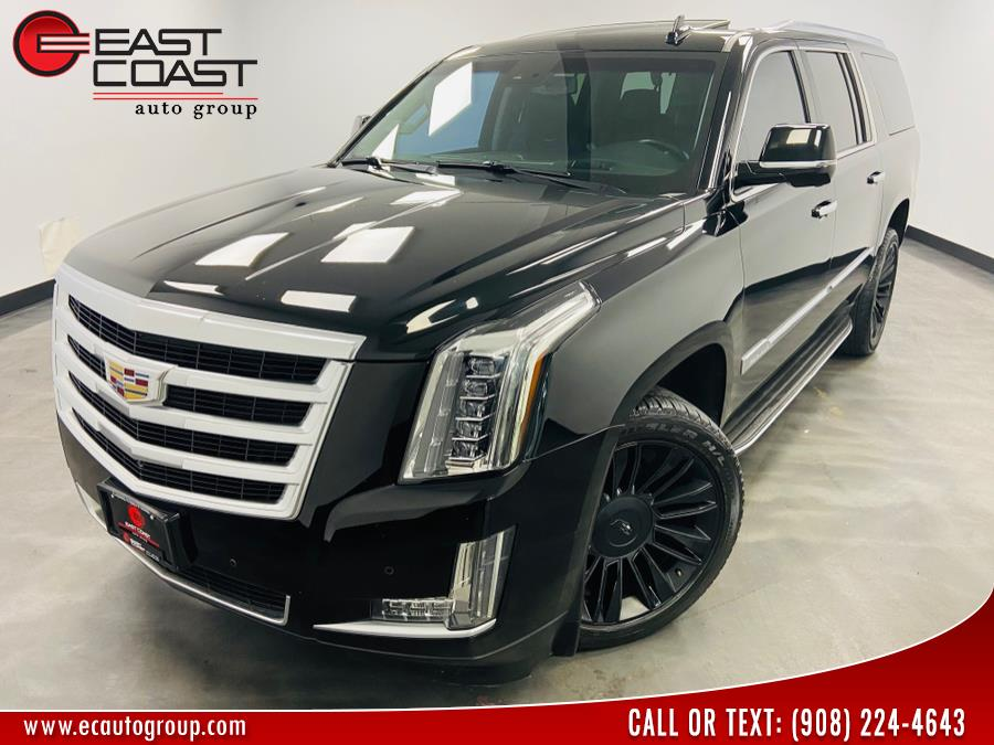 Used 2015 Cadillac Escalade ESV in Linden, New Jersey | East Coast Auto Group. Linden, New Jersey