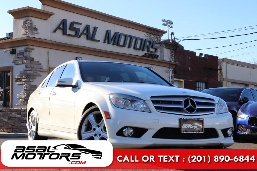 Used Mercedes-Benz C-Class 4dr Sdn C300 Sport 4MATIC 2010 | Asal Motors. East Rutherford, New Jersey