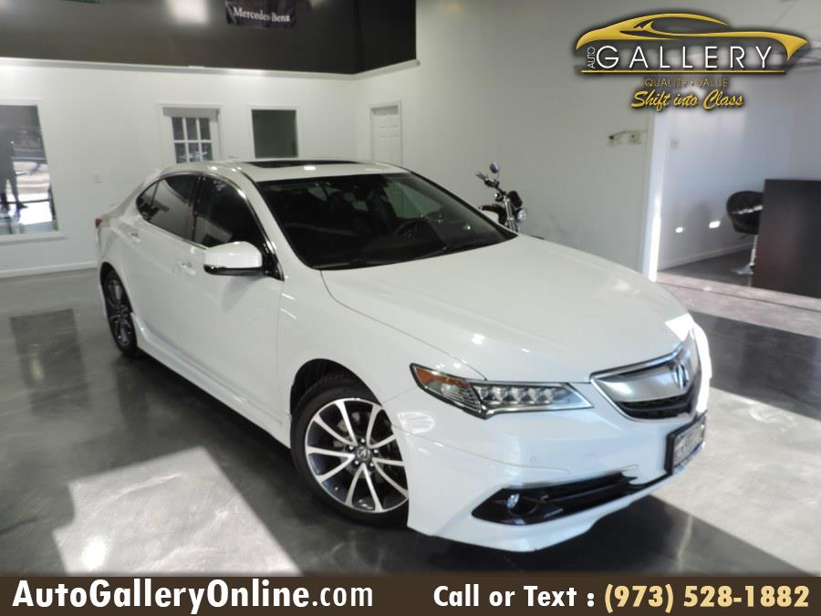 Used 2016 Acura TLX in Lodi, New Jersey | Auto Gallery. Lodi, New Jersey