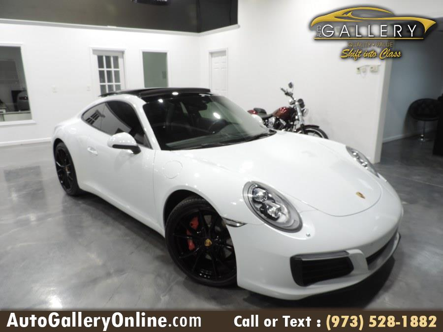 Used 2017 Porsche 911 in Lodi, New Jersey | Auto Gallery. Lodi, New Jersey