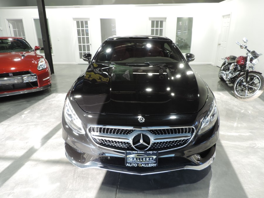 Used Mercedes-Benz S-Class S 550 4MATIC Coupe 2017 | Auto Gallery. Lodi, New Jersey