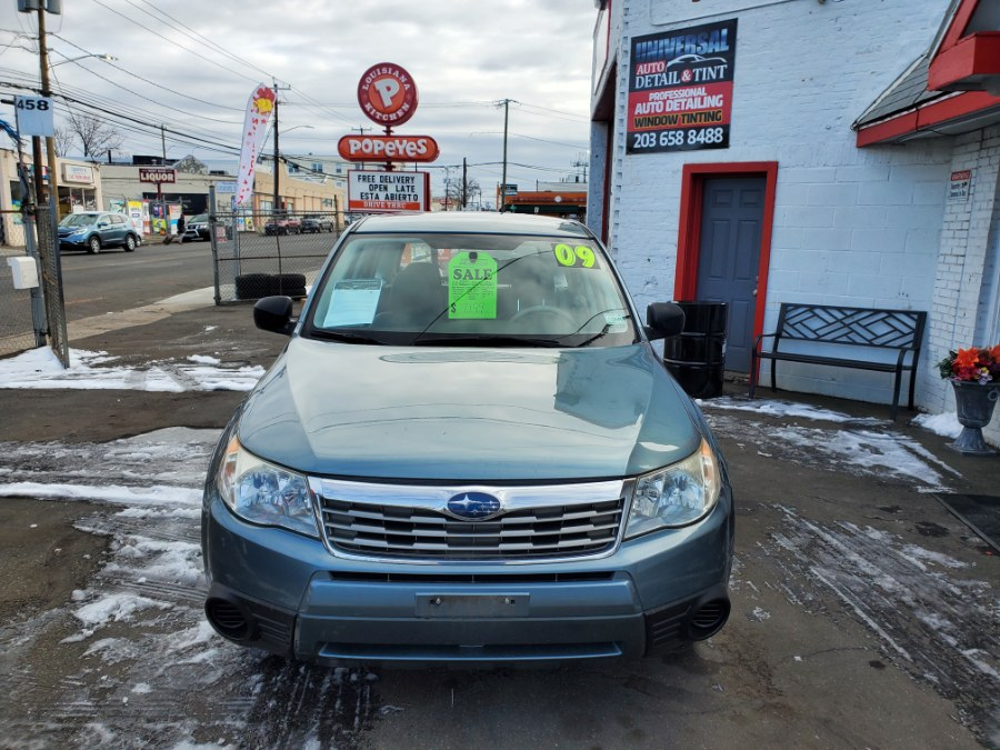 Used 2009 Subaru Forester in Stamford, Connecticut | Universal Auto Sale and Repair. Stamford, Connecticut