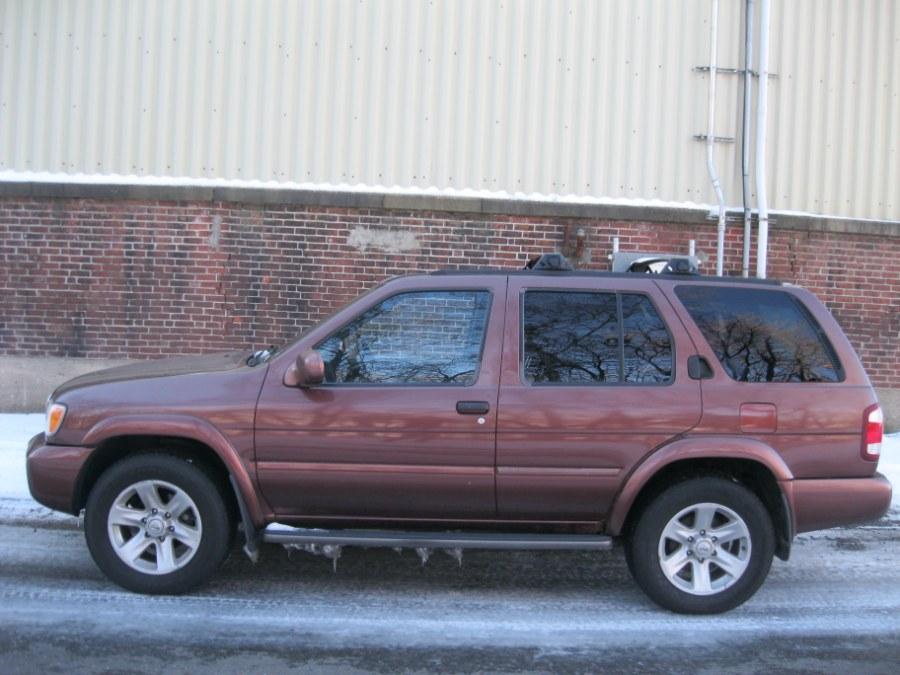 Used Nissan Pathfinder SE 4WD Auto 2003 | Automotive Plus. Bristol, Connecticut