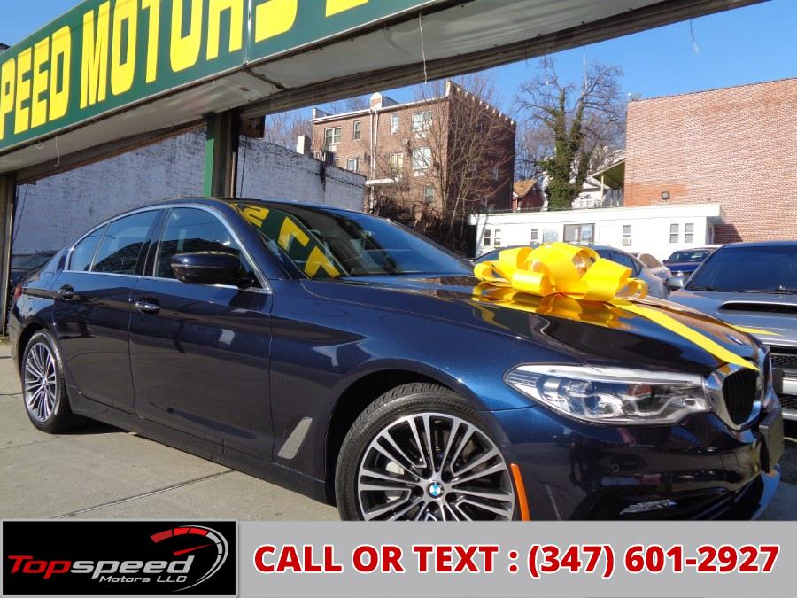 Used 2017 BMW 540i xDrive in Jamaica, New York | Top Speed Motors LLC. Jamaica, New York