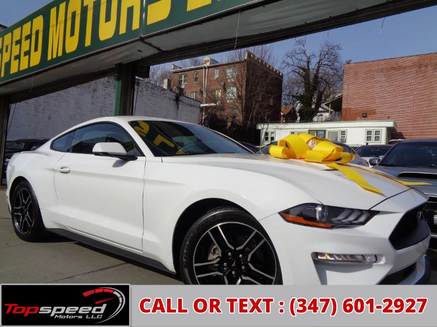 Used 2020 Ford Mustang in Jamaica, New York | Top Speed Motors LLC. Jamaica, New York