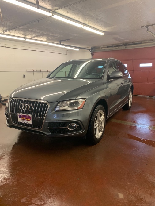 Used 2016 Audi Q5 in Barre, Vermont | Routhier Auto Center. Barre, Vermont