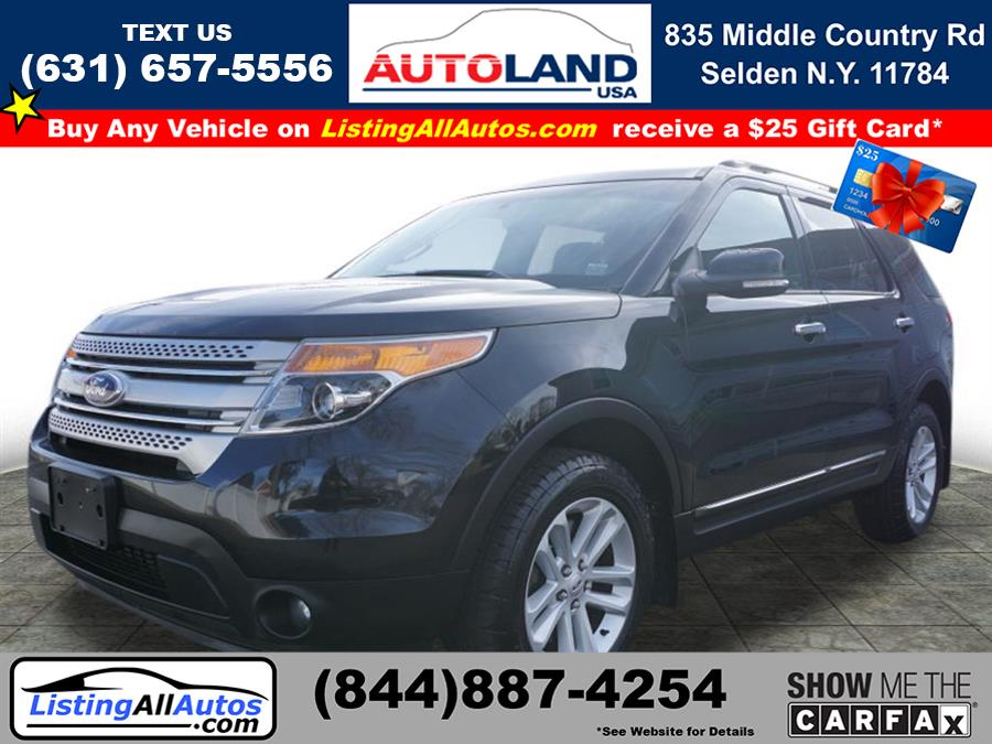 Used Ford Explorer XLT 2014 | www.ListingAllAutos.com. Patchogue, New York