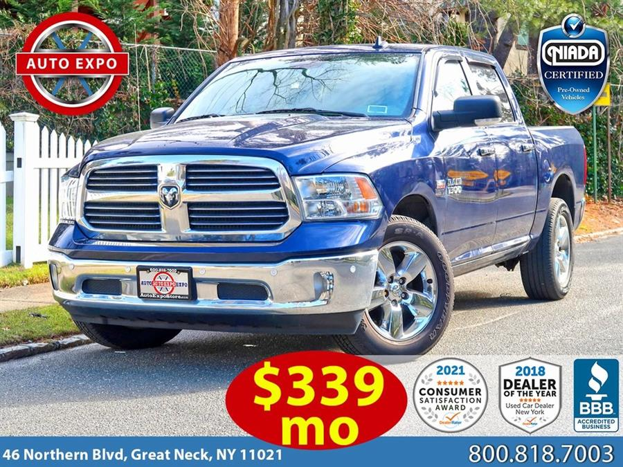 Used 2018 Ram 1500 in Great Neck, New York | Auto Expo Ent Inc.. Great Neck, New York