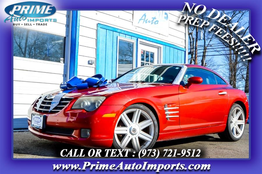 2005 Chrysler Crossfire Limited photo