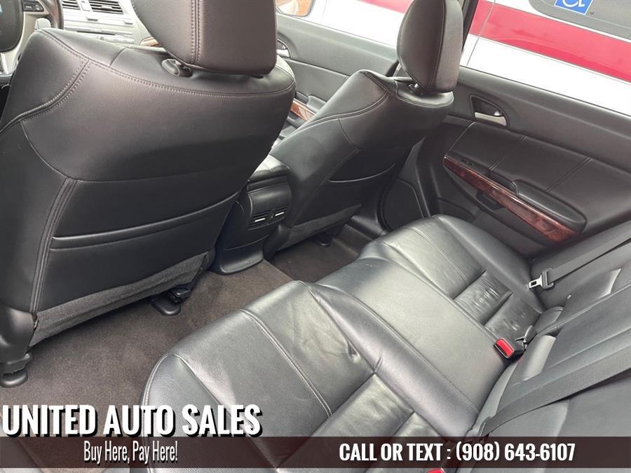 Used Honda Crosstour EXL 2012 | United Auto Sale. Newark, New Jersey