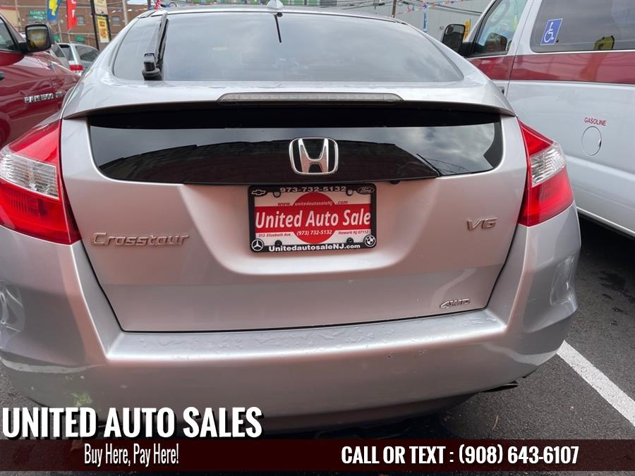 Used Honda Crosstour EXL 2012   United Auto Sale. Newark, New Jersey