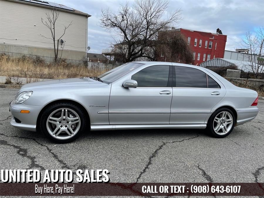 Used Mercedes-benz S-class S55 AMG 2005 | United Auto Sale. Newark, New Jersey