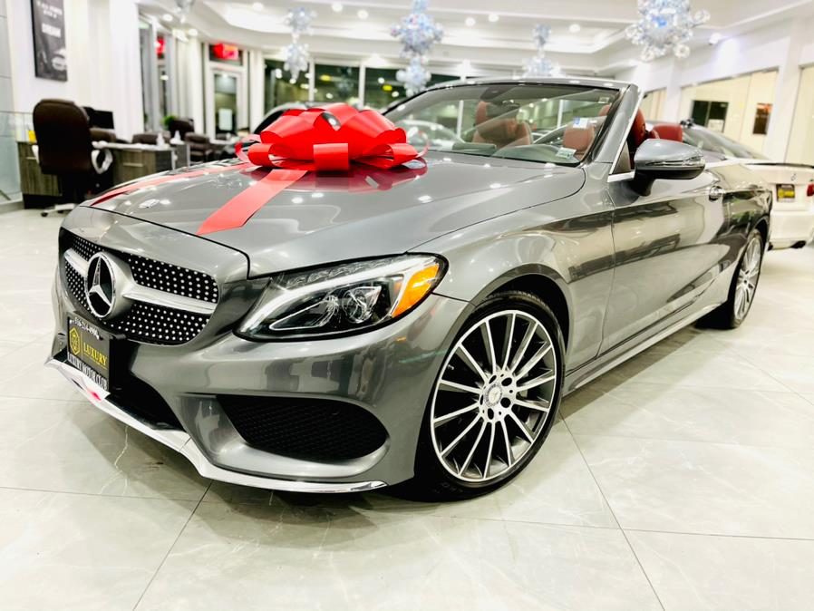Used Mercedes-Benz C-Class C 300 4MATIC Cabriolet 2017 | C Rich Cars. Franklin Square, New York