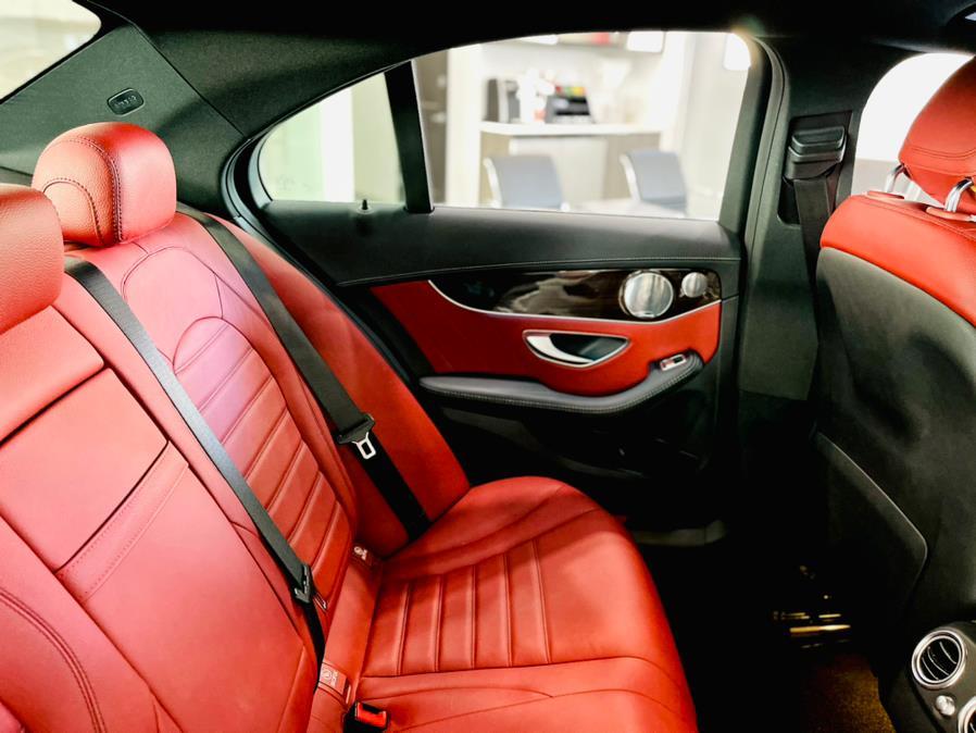 Used Mercedes-Benz C-Class C 300 Sedan 2017 | C Rich Cars. Franklin Square, New York