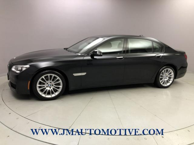 Used 2015 BMW 7 Series in Naugatuck, Connecticut | J&M Automotive Sls&Svc LLC. Naugatuck, Connecticut