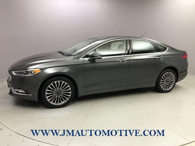 Used 2017 Ford Fusion in Naugatuck, Connecticut | J&M Automotive Sls&Svc LLC. Naugatuck, Connecticut