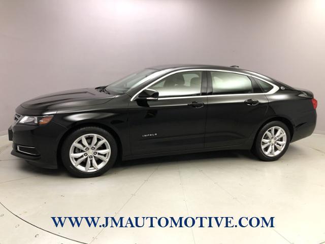 Used Chevrolet Impala 4dr Sdn LT w/2LT 2016 | J&M Automotive Sls&Svc LLC. Naugatuck, Connecticut