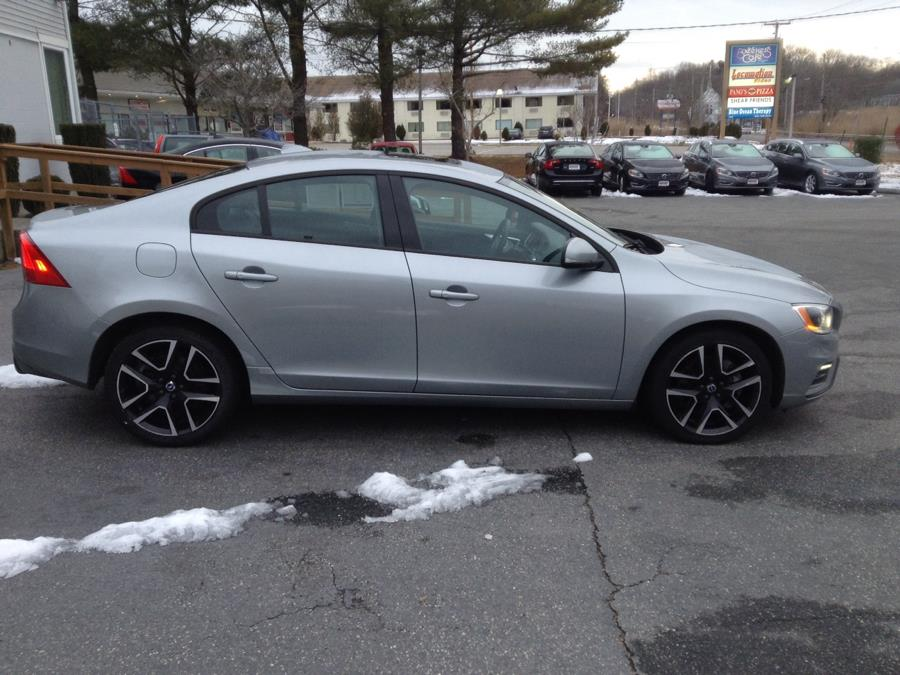 Used Volvo S60 T5 AWD Dynamic 2017 | Eurocars Plus. Groton, Connecticut