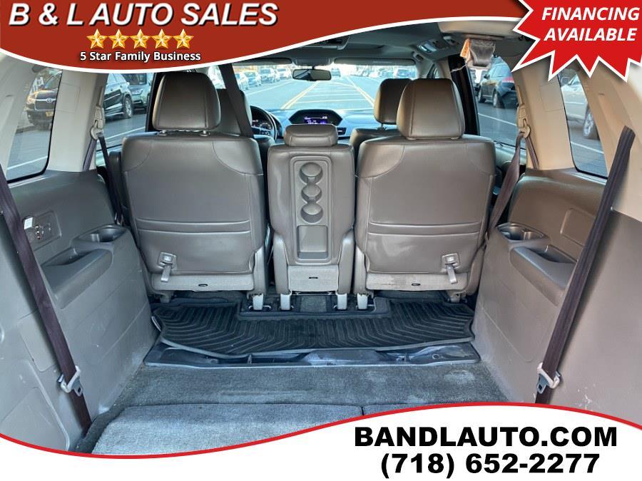 Used Honda Odyssey 5dr EX-L 2012 | B & L Auto Sales LLC. Bronx, New York