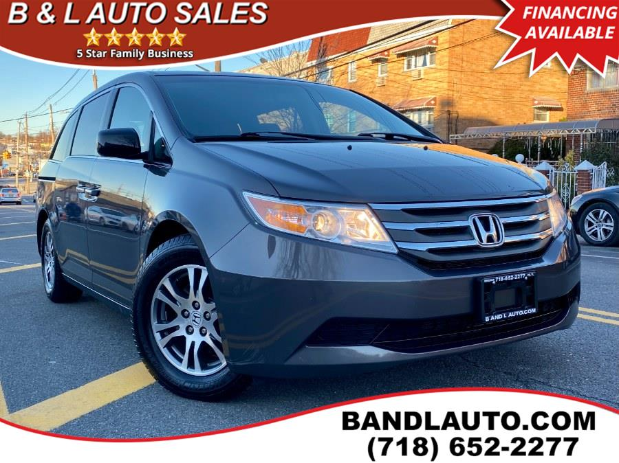 Used 2012 Honda Odyssey in Bronx, New York | B & L Auto Sales LLC. Bronx, New York