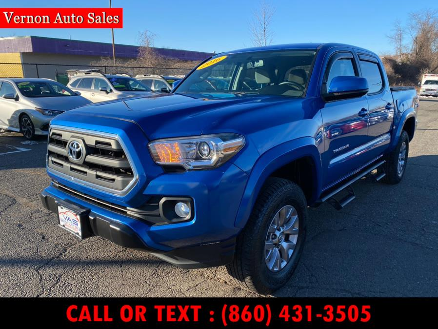 Used 2016 Toyota Tacoma in Manchester, Connecticut | Vernon Auto Sale & Service. Manchester, Connecticut
