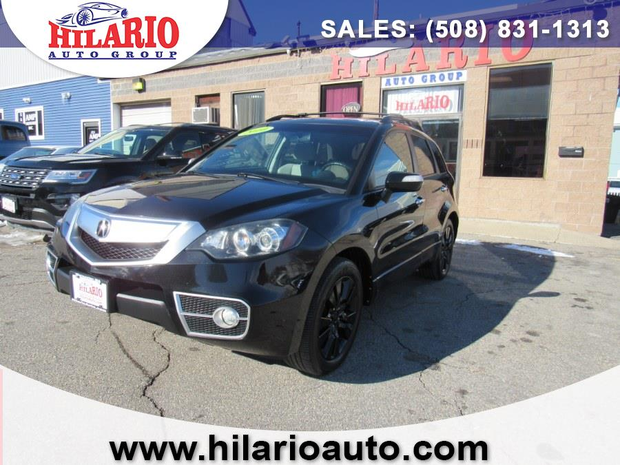 Used 2010 Acura RDX in Worcester, Massachusetts | Hilario's Auto Sales Inc.. Worcester, Massachusetts
