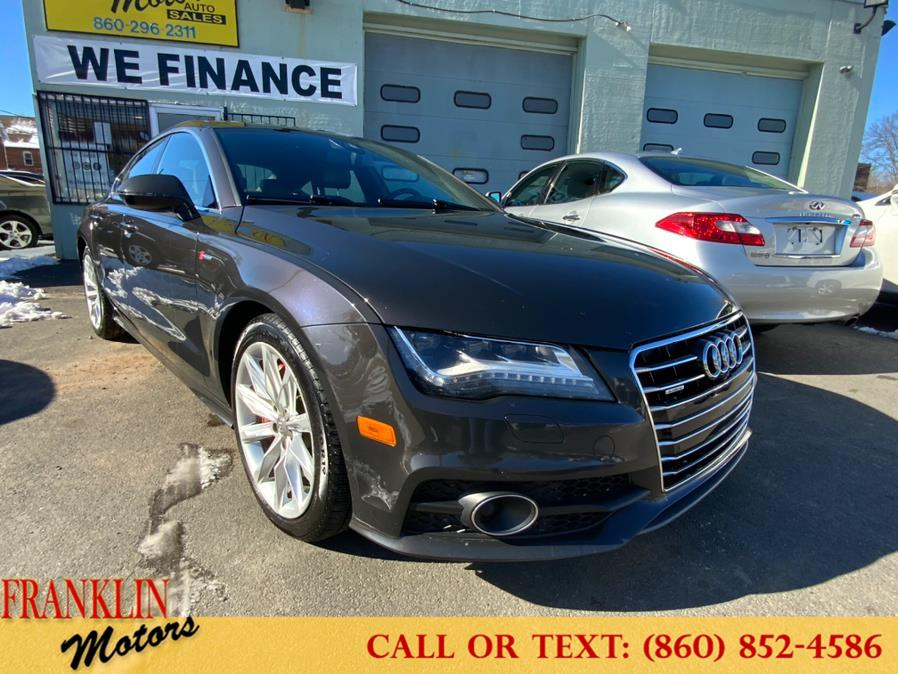Used 2014 Audi A7 in Hartford, Connecticut | Franklin Motors Auto Sales LLC. Hartford, Connecticut