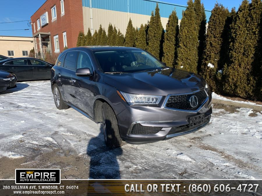 Used 2018 Acura MDX in S.Windsor, Connecticut | Empire Auto Wholesalers. S.Windsor, Connecticut