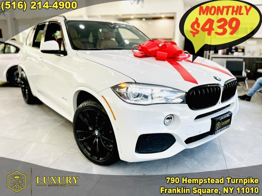 Used 2018 BMW X5 in Franklin Square, New York | Luxury Motor Club. Franklin Square, New York