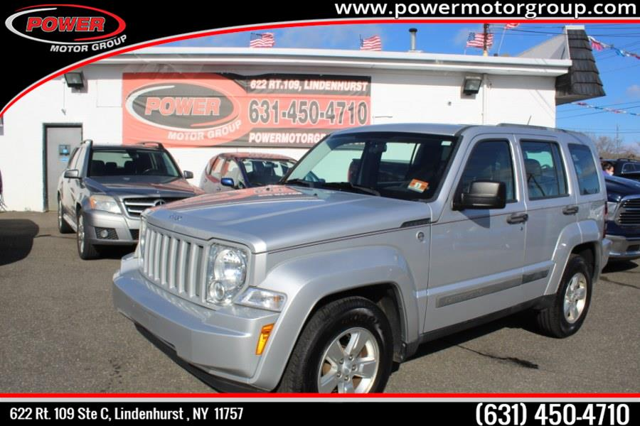 Used 2011 Jeep Liberty SPORT in Lindenhurst , New York | Power Motor Group. Lindenhurst , New York