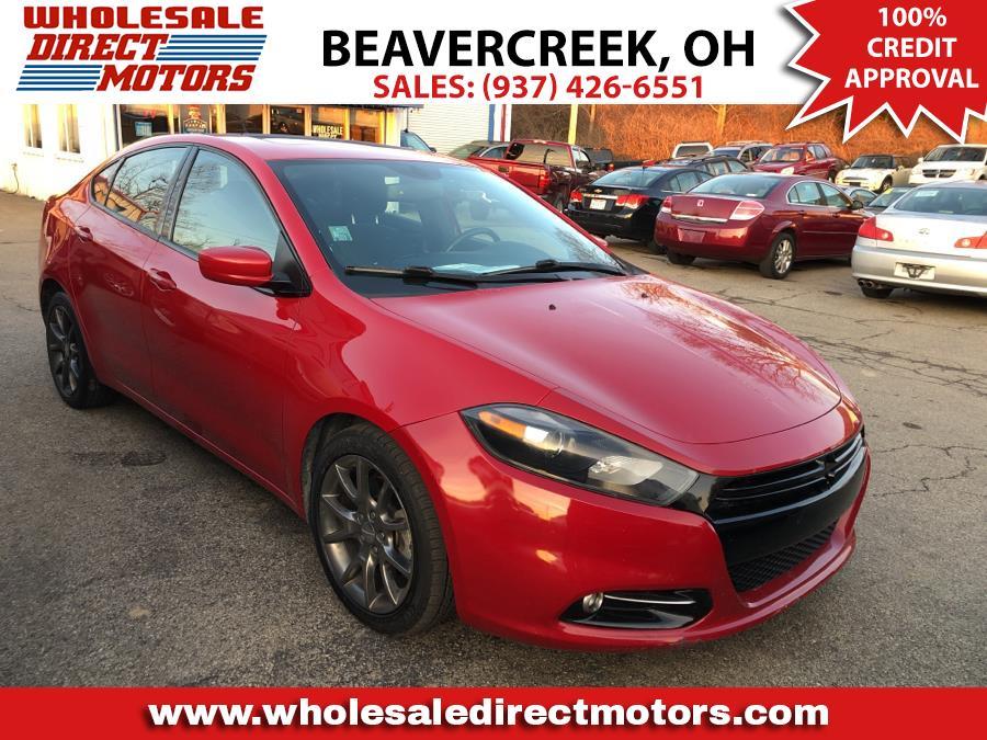 Used 2014 Dodge Dart in Beavercreek, Ohio | Wholesale Direct Motors. Beavercreek, Ohio