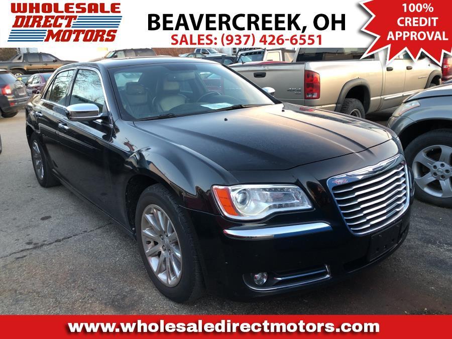 Used Chrysler 300 4dr Sdn Limited RWD 2011 | Wholesale Direct Motors. Beavercreek, Ohio