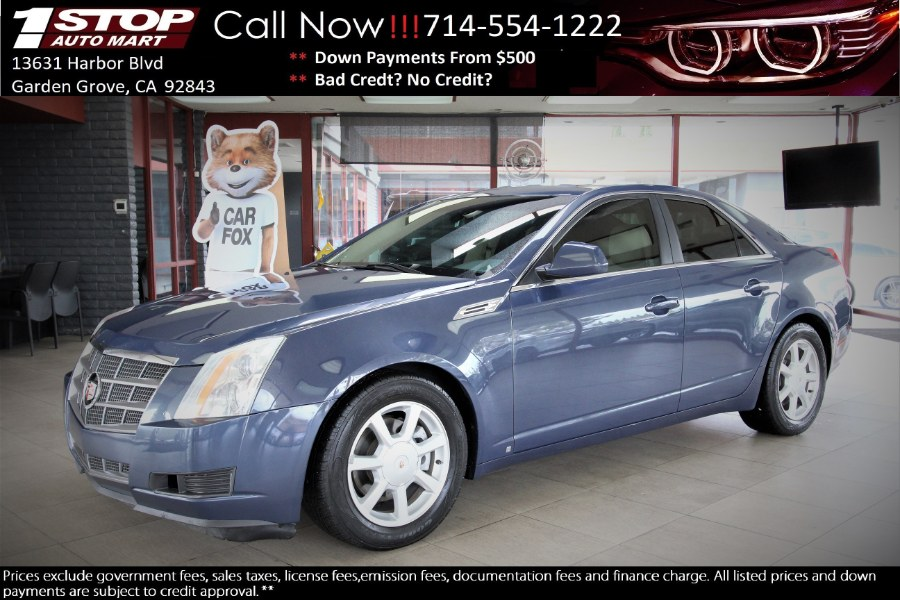 Used 2009 Cadillac CTS in Garden Grove, California | 1 Stop Auto Mart Inc.. Garden Grove, California