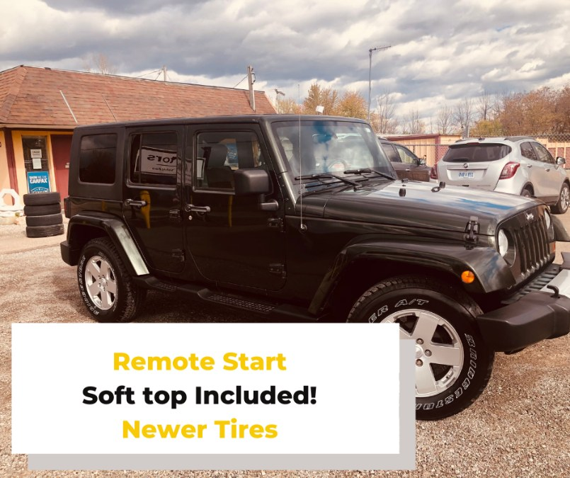 Used 2010 Jeep Wrangler Unlimited in Davison, Michigan | KVI Motors. Davison, Michigan