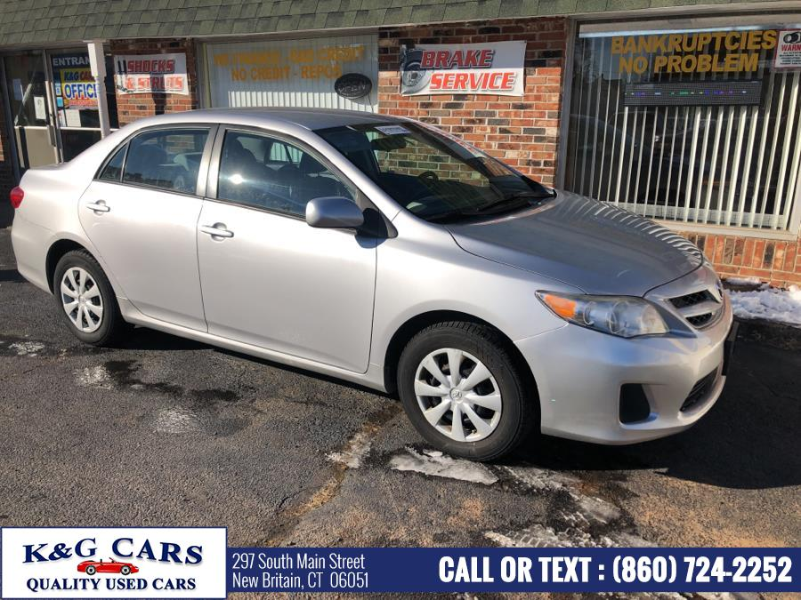 Used 2011 Toyota Corolla in New Britain, Connecticut | K and G Cars . New Britain, Connecticut